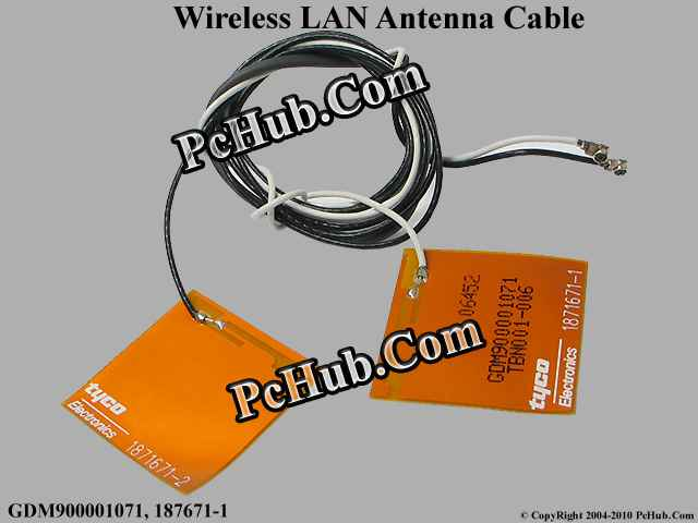 Wireless LAN Antenna Cable
