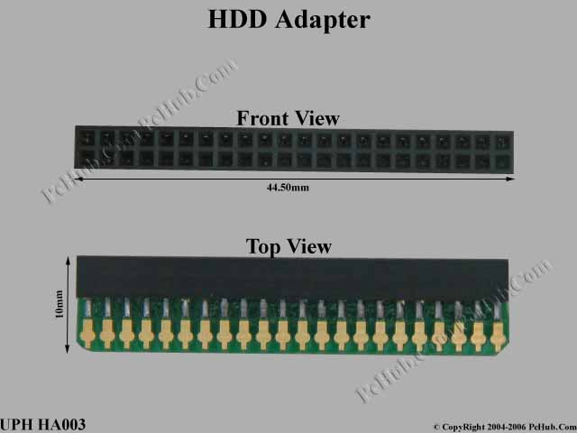 Male Connecter for Dell, Acer, Fujitsu